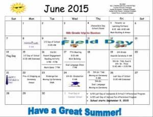 June Calendar web