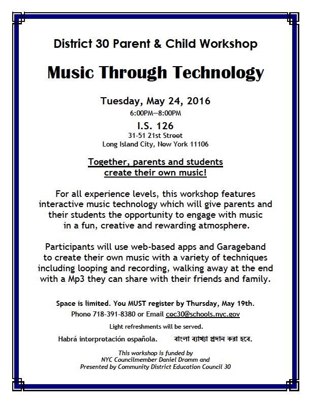 Music Through Technology